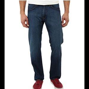 Agave Pragmatist Classic Straight Jeans Sandspit